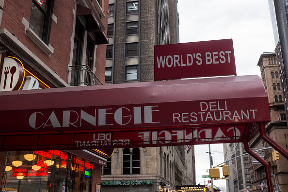 7th Avenue「Carnegie Deli」:写真・画像(4)[壁紙.com]