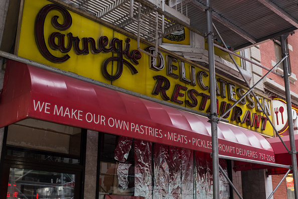 7th Avenue「Carnegie Deli」:写真・画像(5)[壁紙.com]