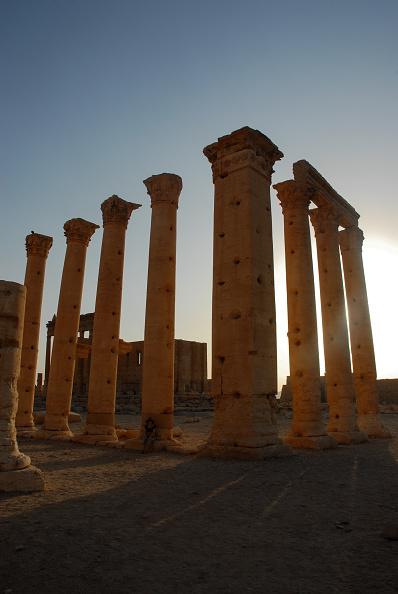 UNESCO World Heritage Site「Palmyra Ruins」:写真・画像(12)[壁紙.com]