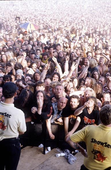 Leicestershire「Sepultura Donington Crowd 1994」:写真・画像(12)[壁紙.com]
