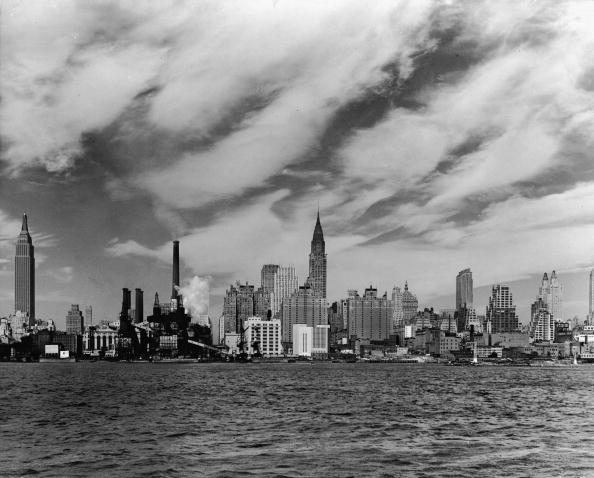 Empire State Building「Pre - United Nations East Midtown Skyline」:写真・画像(17)[壁紙.com]