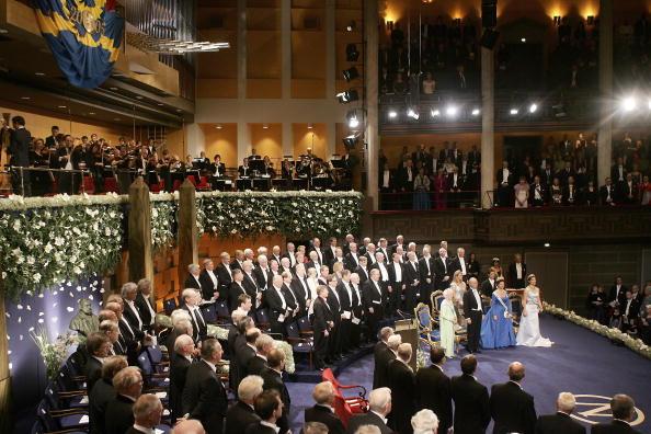 Swedish Culture「Nobel Foundation Prize 2005」:写真・画像(7)[壁紙.com]