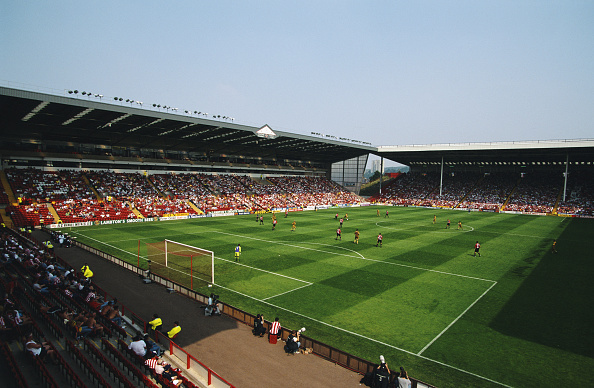 General View「Bramall Lane Sheffield United v Sunderland 1996」:写真・画像(14)[壁紙.com]