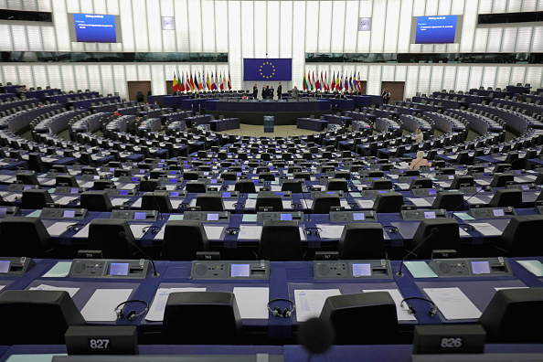 Politics「EU Referendum - Strasbourg The Seat Of The EU Parliament」:写真・画像(1)[壁紙.com]