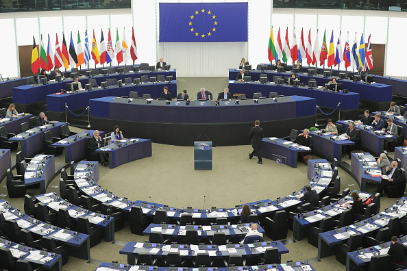 Europe「EU Referendum - Strasbourg The Seat Of The EU Parliament」:写真・画像(0)[壁紙.com]