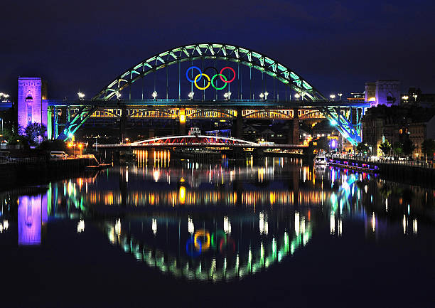 General Views Of Newcastle Upon Tyne - 2012 Olympic Games Host City:ニュース(壁紙.com)