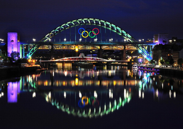 2012 Summer Olympics - London「General Views Of Newcastle Upon Tyne - 2012 Olympic Games Host City」:写真・画像(1)[壁紙.com]