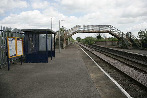 Finance and Economy「General view of the disused station at Brigg」:写真・画像(19)[壁紙.com]