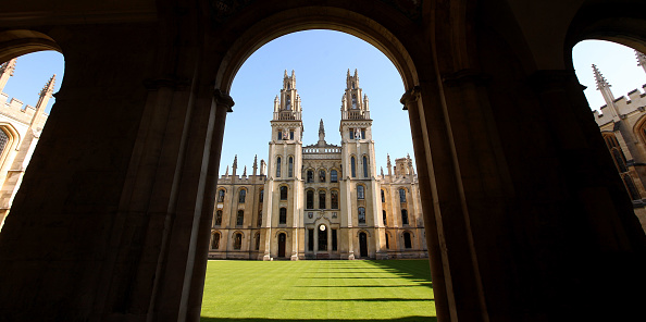 General View「The New Term Begins For Students At Oxford University」:写真・画像(0)[壁紙.com]