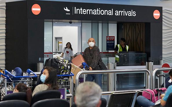 Arrival「Wuhan Evacuation Flight Arrives In Auckland Following Coronavirus Outbreak」:写真・画像(0)[壁紙.com]