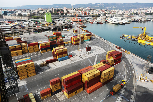 交通輸送「Trieste Port Offers A European Notch In China's 'Belt And Road' Project」:写真・画像(15)[壁紙.com]
