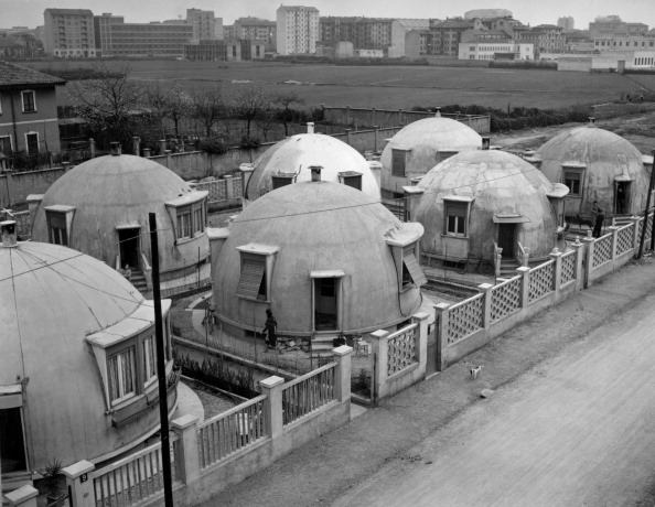 Milan「Mario Cavalle's Igloo Homes」:写真・画像(13)[壁紙.com]