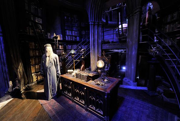 Studio - Workplace「A Tour Of The Set Of Harry Potter」:写真・画像(6)[壁紙.com]