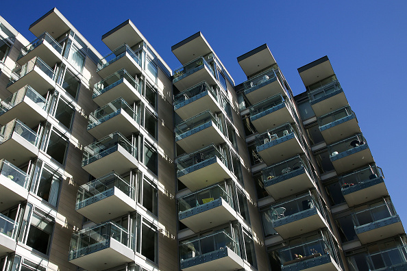 Apartment「General Scenes Of Wellington Real Estate As Housing Prices Continue To Rise」:写真・画像(11)[壁紙.com]