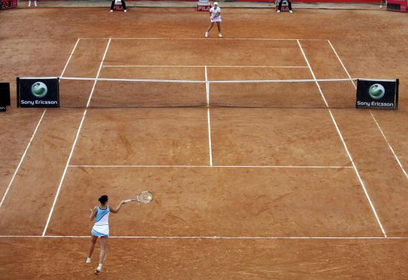 アナベル メディナ ガリゲス「Sony Ericsson at the WTA Masters Series」:写真・画像(12)[壁紙.com]