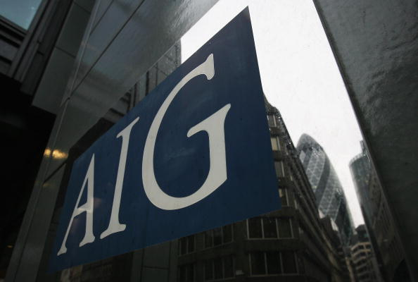 AIG「Workers Arrive At The Offices Of Troubled Insurance Company AIG」:写真・画像(6)[壁紙.com]