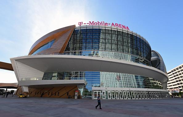 ラスベガスアリーナ「T-Mobile Arena Prepares To Open In Las Vegas」:写真・画像(0)[壁紙.com]