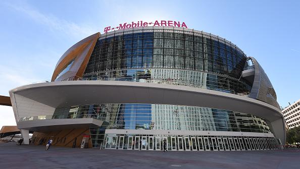 ラスベガスアリーナ「T-Mobile Arena Prepares To Open In Las Vegas」:写真・画像(2)[壁紙.com]