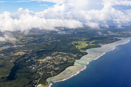 United States Minor Outlying Islands「General View of Guam」:スマホ壁紙(17)