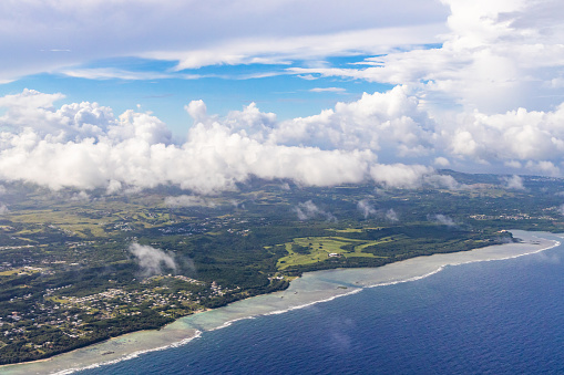 United States Minor Outlying Islands「General View of Guam」:スマホ壁紙(19)