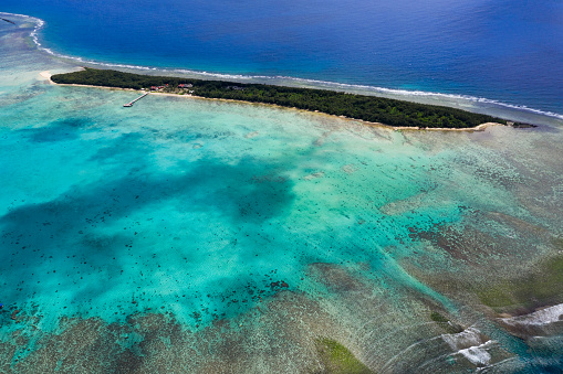 United States Minor Outlying Islands「General View of Guam」:スマホ壁紙(8)