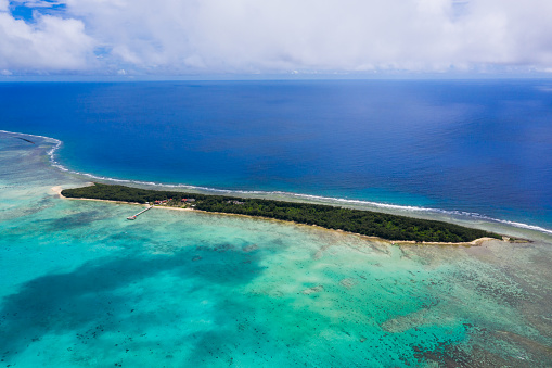 United States Minor Outlying Islands「General View of Guam」:スマホ壁紙(5)