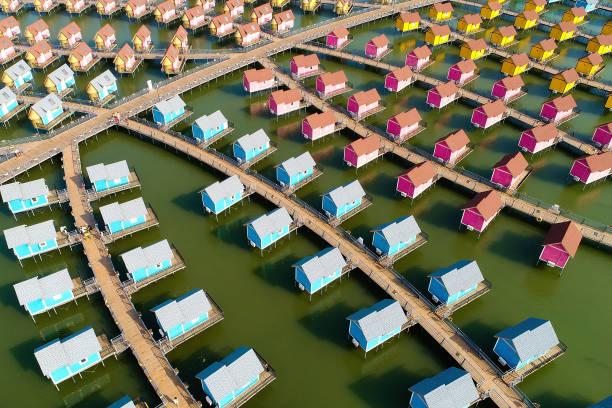 Yuetuo Island Dutch-Style Cabins:ニュース(壁紙.com)