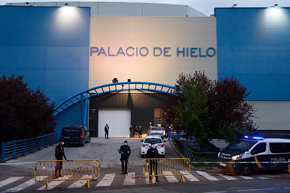 Madrid「Spain Extends Coronavirus Lockdown As Death Toll Rises」:写真・画像(9)[壁紙.com]