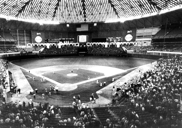 Houston Astrodome「St. Louis Cardinals v Houston Astros」:写真・画像(13)[壁紙.com]