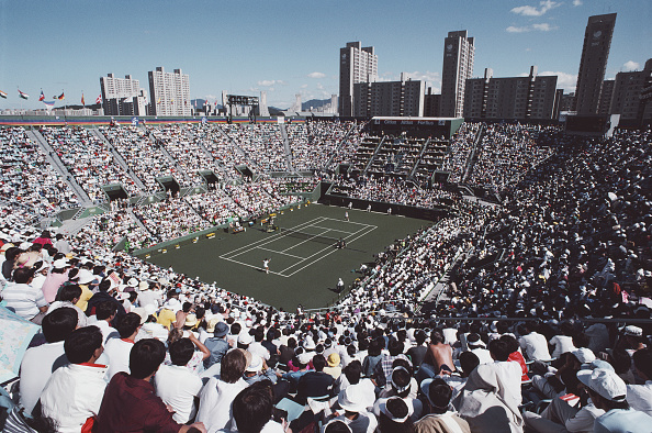 Stadium「XXIV Olympic Summer Games」:写真・画像(19)[壁紙.com]