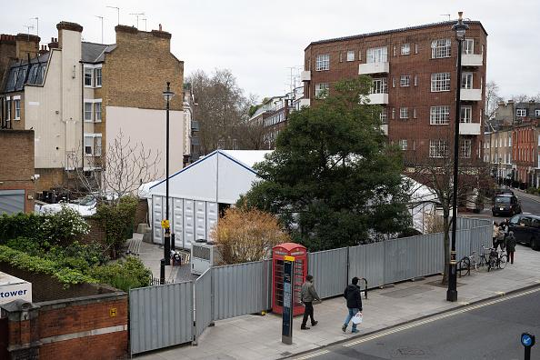 Temporary「The UK's Capital Adjusts To Life Under The Coronavirus Pandemic」:写真・画像(3)[壁紙.com]