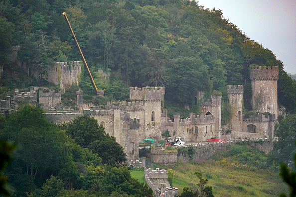 Castle「Ruined Welsh Castle To Host This Year's I'm A Celebrity Get Me Out Of Here」:写真・画像(4)[壁紙.com]