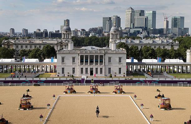 2012 London Paralympics - Day 2 - Equestrian:ニュース(壁紙.com)