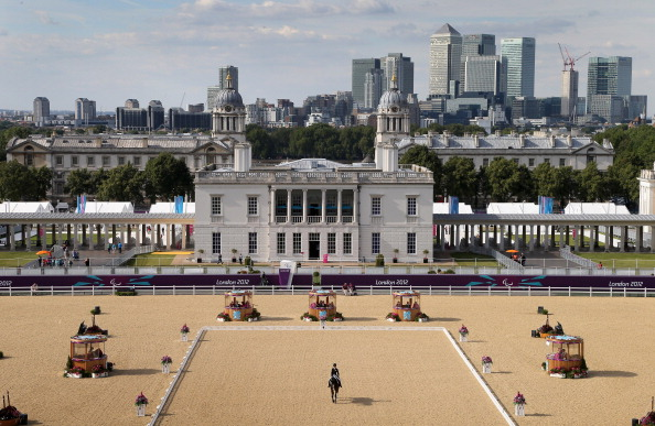 Greenwich Park - London「2012 London Paralympics - Day 2 - Equestrian」:写真・画像(13)[壁紙.com]