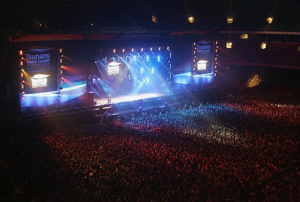 コンサート「Tsunami Disaster - Fundraising Concert」:写真・画像(8)[壁紙.com]