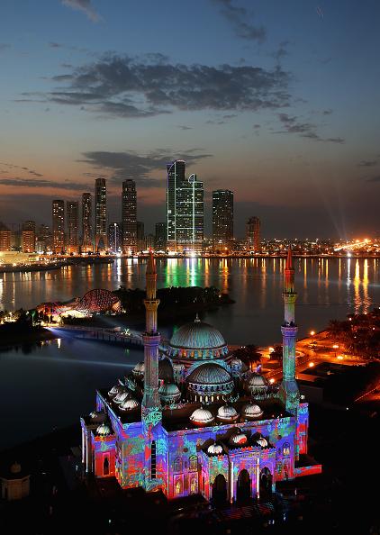 Francois Nel「Sharjah Light Festival」:写真・画像(5)[壁紙.com]