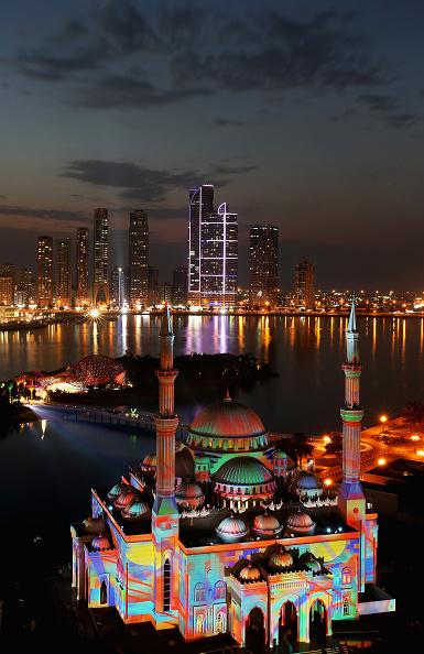 Francois Nel「Sharjah Light Festival」:写真・画像(6)[壁紙.com]