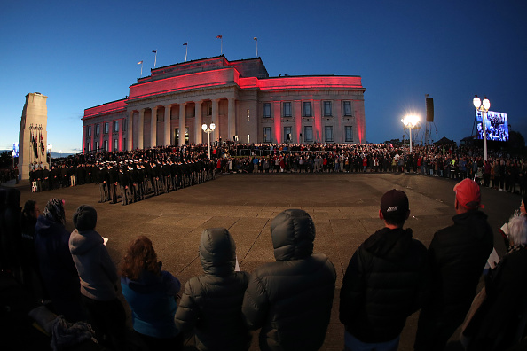 Auckland「Anzac Day Commemorated At Auckland War Memorial Museum」:写真・画像(5)[壁紙.com]