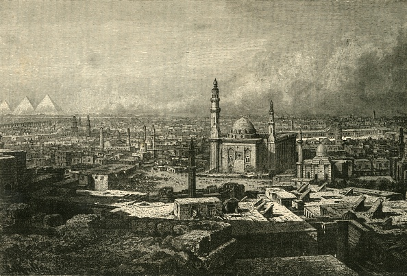 Cairo「General View Of Cairo」:写真・画像(13)[壁紙.com]