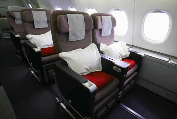 Economy「Qantas Welcomes The Airbus A380」:写真・画像(16)[壁紙.com]