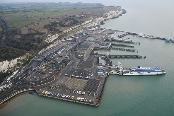 Waiting「Government Tests Plans To Ease Dover Traffic Chaos After Brexit」:写真・画像(3)[壁紙.com]