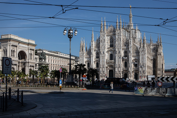 Cathedral「Italy Quarantines Entire Lombardy Region To Slow COVID-19 Spread」:写真・画像(1)[壁紙.com]