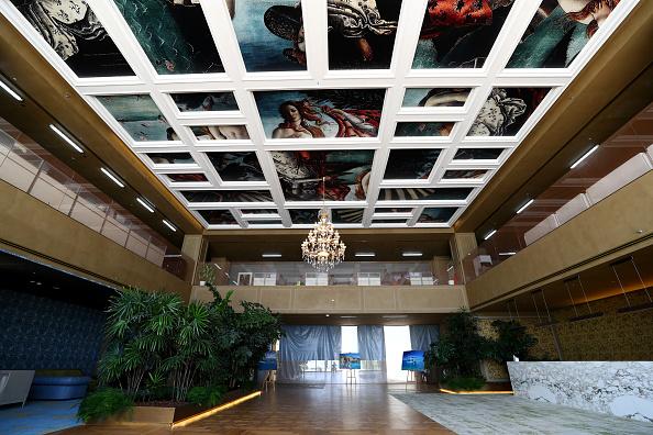 Francois Nel「Dubai's 'Heart Of Europe' Resort Set To Open By End Of 2020」:写真・画像(14)[壁紙.com]