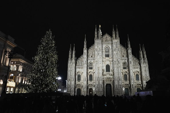 Christmas Decoration「Christmas Atmosphere In Italy」:写真・画像(4)[壁紙.com]