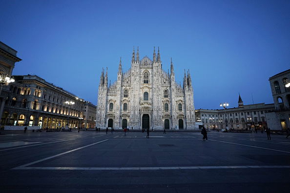 Lombardy「Italy Clamps Down On Public Events And Travel To Halt Spread Of Coronavirus」:写真・画像(17)[壁紙.com]