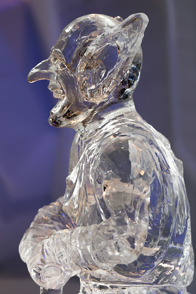 Ice Sculpture「The Magical Ice Kingdom At Hyde Park Winter Wonderland 2015」:写真・画像(6)[壁紙.com]