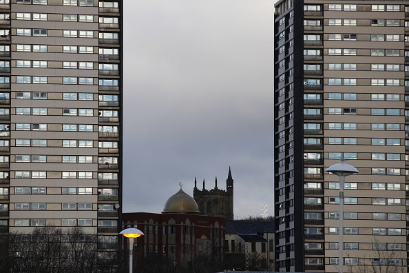 Church「The Streets Of Rochdale After Child Exploitation Arrests」:写真・画像(2)[壁紙.com]