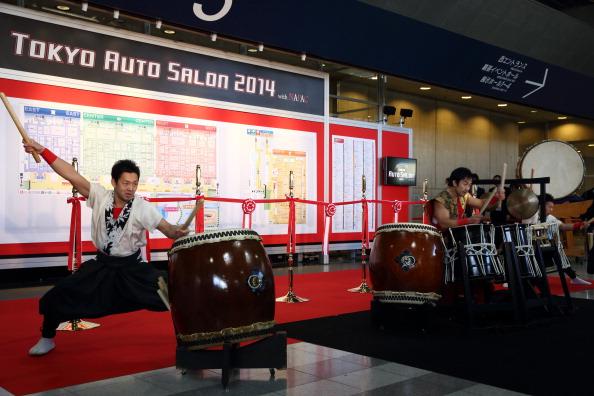 Tokyo Auto Salon「Tokyo Auto Salon 2014」:写真・画像(5)[壁紙.com]