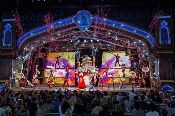 カリフォルニア ディズニーランド「Premiere Of Disneyland's 'Mickey And The Magical Map' New Stage Show」:写真・画像(19)[壁紙.com]