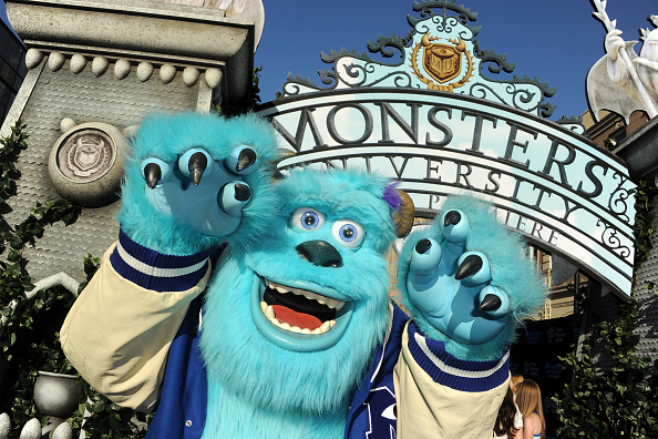 "El Capitan Theatre「Premiere Of Disney Pixar's ""Monsters University"" - Red Carpet」:写真・画像(6)[壁紙.com]"